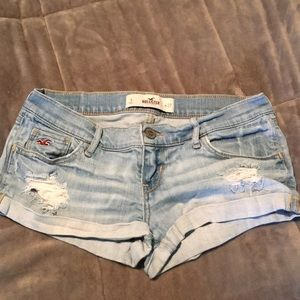 Hollister size 5 shorts!